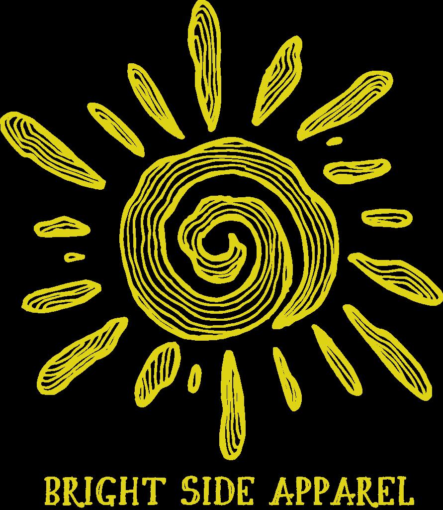 bright side apparel logo